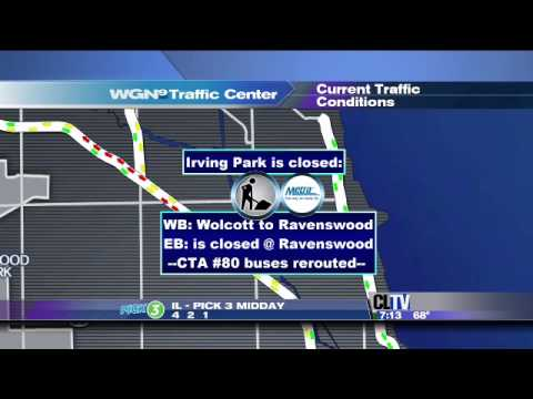 CLTV Traffic Anchor Adam Franklin