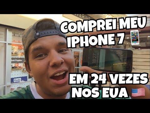 #UMNA2/EP.14 - COMPREI MEU IPHONE 7 EM 24X , MELHOR LOJA DE MALA DE VEGAS E SORTEIO PROS SEGUIDORES