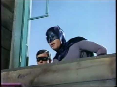 Batman´s  Bomb Run [Benny Hill Mode]