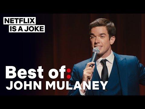 Best of: John Mulaney | Netflix Is A Joke