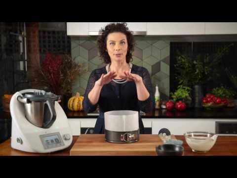 Thermomix Basque Cheesecake - Dani Valent Cooking