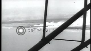 Italian Forces Spread Mustard Gas During Second Italo-Ethiopian War HD Stock Footage