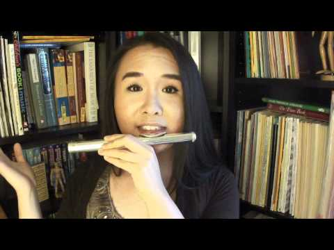 How to Blow into the Flute