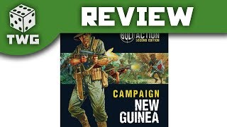 In this flick through I take a look at the first campaign book for the World War 2 Miniatures Game, Bolt Action. This book focuses on ...