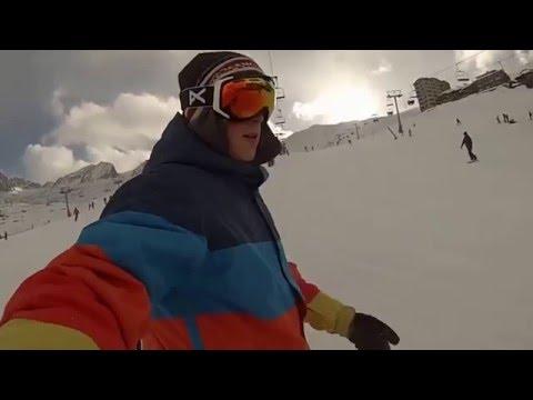 סקי או סנובורד?