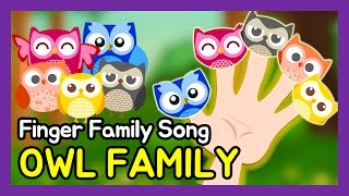 [Finger Family Song  Owl Family ]Let's meet Owl families! Cute and Colorful Owls!Sing together finger family song! Owl family!daddy finger daddy finger where are you~ Let's see the movie!부엉이 가족을 핑거 패밀리 송으로 만나봐요!=영어동요 시리즈 : https://goo.gl/zUdSc5=아이를 위한 iPad Apps : https://goo.gl/fdJoZD=장난감 세상 : https://goo.gl/jizCwV=아빠랑 놀자 구독 : https://goo.gl/cdN3M0