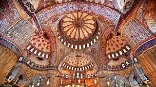 Video Jumuah: Inside Blue Mosque Istanbul Turkey 🇹🇷 Tourism Travel Guide MP3, 3GP, MP4, WEBM, AVI, FLV Januari 2019