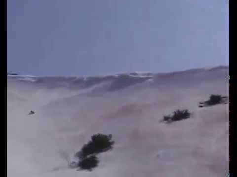 14 июня 2009 - Арманский перевал (Магадан) - мой спуск (видео)