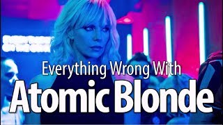 Video Everything Wrong With Atomic Blonde In 14 Minutes Or Less MP3, 3GP, MP4, WEBM, AVI, FLV April 2018