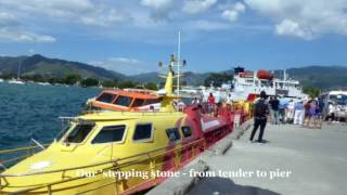 Visit to Dili, Timor-Leste while cruising on the M/S Paul Gauguin in May 2017.