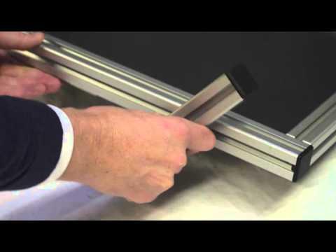 Inframax 200S Infrarot Heizplatten Wandflächentrocknung