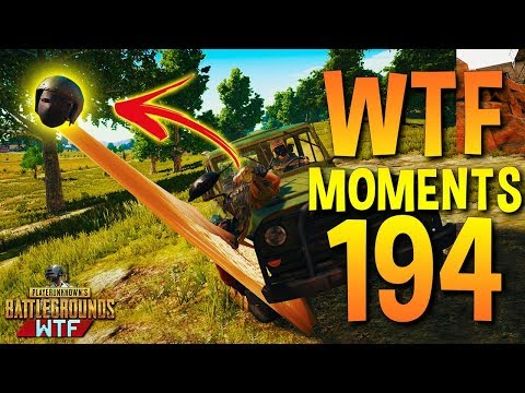 PUBG Funny WTF Moments Highlights Ep 194 (playerunknown's battlegrounds Plays) (видео)