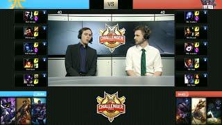 FnaticA vs Tricked, game 1