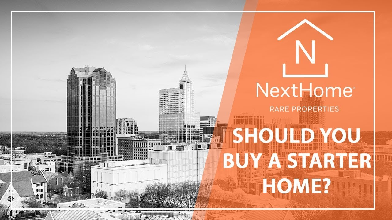 When You Should Consider Investing in a Starter Home