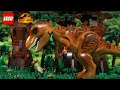 A Day In The Life Lego Jurassic World Mini Movie