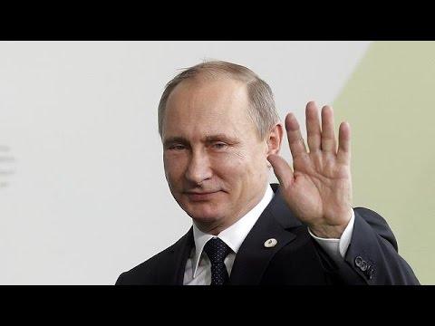 Έτοιμος για συνεργασία με την Ευρώπη δηλώνει ο Πούτιν
