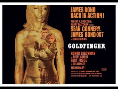 James Bond 007: Goldfinger (1964) Filming Locations - Sean Connery, Gert Fröbe