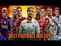 Best Football Skills Mix 2017 ● Ronaldo ● Neymar ● Messi ● Ozil ● Dybala & More | HD