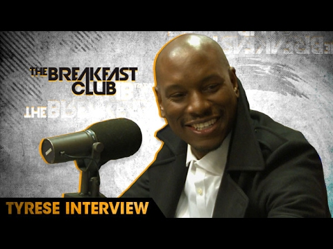 Tyrese Talks His Controversial Scene on 'Star', Ghost Writers, Political Puppets & More W/The Breakfast Club
