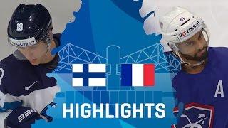 Финляндия - Франция 1-5