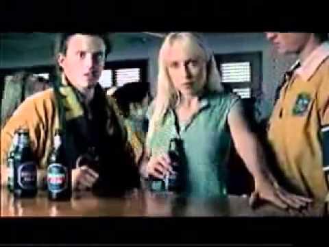 Australian Beer Banned Commercial.