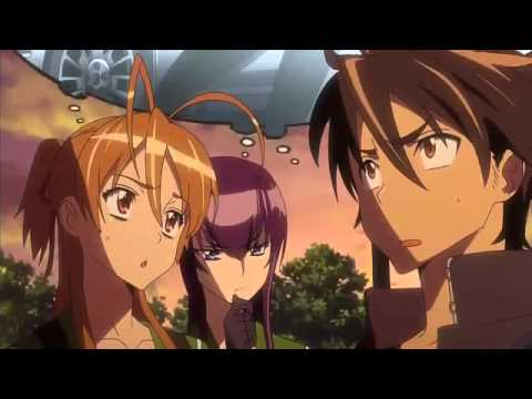 Highschool of the Dead Episode 12 English