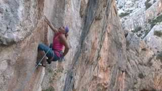 Sport Climbing With Sasha DiGiulian On Viaje De Los Locos