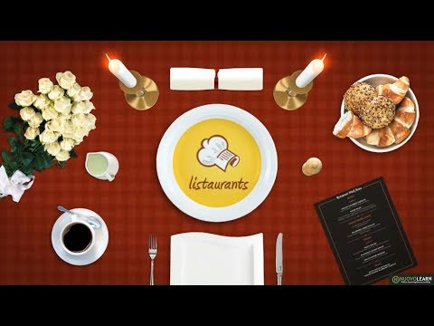 10 Awesome After Effects Logo Reveal Templates For Restaurant