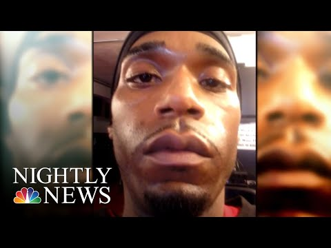 Chicago Police Release Footage After Officer-Involved Shooting Sparks Protests | NBC Nightly News