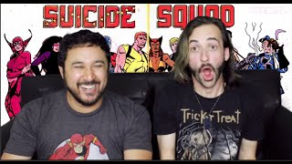 SUICIDE SQUAD - SPOILER REVIEW!!! by The Reel Rejects
