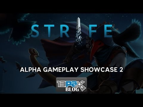PAX Video Blog 3 — Alpha Gameplay Showcase 2