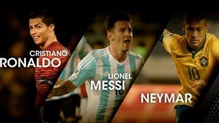 Balón de Oro 2015: Cristiano Ronaldo VS Messi VS Neymar Jr - Ballon D'Or 2015, neymar, neymar Barcelona,  Barcelona, chung ket cup c1, Barcelona juventus