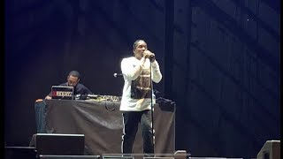 Pusha T performs If You Know You Know LIVE IN SWEDEN