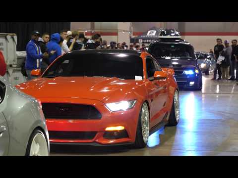 Tuner Galleria 2018 Roll Out