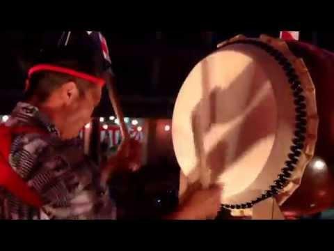 盆踊り『恋するフォーチュンクッキー』2014 八事東小学校