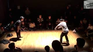 Tutat vs Ryu – Only one vol.1 Semi Final
