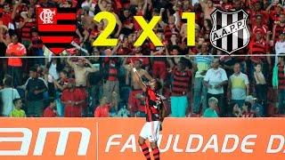 Resenha de FLAMENGO 2 X 1 Macaca pelo segundo turno do Campeonato Brasileiro 2016... #SRN