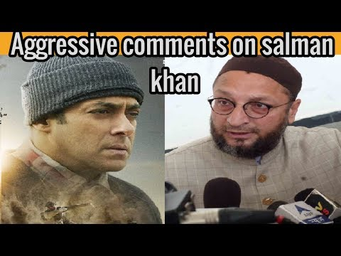 Video Asaduddin Owaisi Making Very Aggressive Comments On Salman Khan New Movies Tubelight Must Watch download in MP3, 3GP, MP4, WEBM, AVI, FLV January 2017