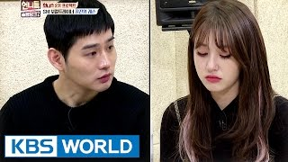 Video Somi with low self confidence ends up crying with Teacher's advice [Sister's SlamDunk 2/2017.03.17] MP3, 3GP, MP4, WEBM, AVI, FLV Januari 2019