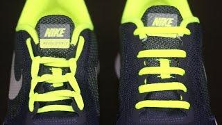 5 крутых способов шнуровать шнурки