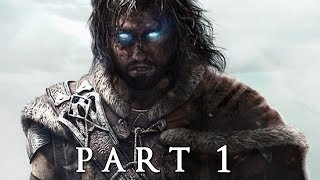 Nonton SHADOW OF WAR Walkthrough Gameplay Part 1 - Shelob (Middle-earth) Film Subtitle Indonesia Streaming Movie Download