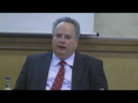 Ν. Κοτζιάς: Η ΕΕ πρέπει να επιστρέψει στις ιδρυτικές της αξίες