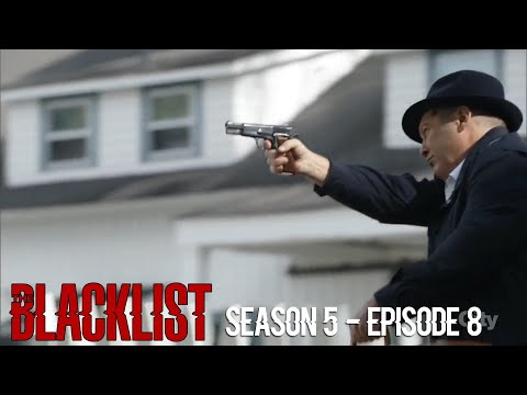 The Blacklist: 5x8 – Shootout with Ian Garvey