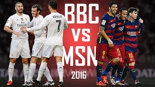 Bale Benzema Ronaldo vs Messi Suarez Neymar 2016. Which trio is the best for you? Please. subscribe my channel if you like this video and want more such vide...