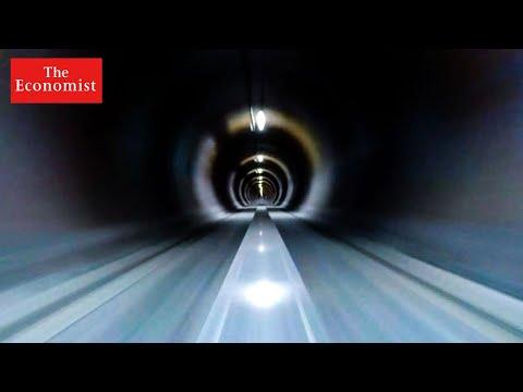 Elon Musk's hyperloop could revolutionise public transport | The Economist