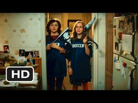 Whip It! #2 Movie CLIP - Lying to the Parents (2009) HD