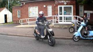 2. Piaggio Typhoon 50 review