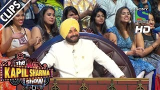 Sidhu Paji's Cousin Wife - The Kapil Sharma Show -Episode 27- 23rd July 2016
