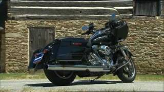 10. MotorWeek Two Wheelin': 2010 Harley Davidson Road Glide Custom