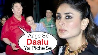 Video Kareena Kapoor Father Randhir Kapoor DRUNK With Amisha Patel MP3, 3GP, MP4, WEBM, AVI, FLV Juni 2018